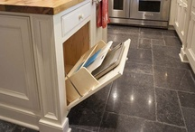 KitchInspiration / The kitchen is the heart of the home, so whether it requires new kitchen paint colors or just updating kitchen cabinet hardware, make it welcoming.   / by True Value
