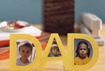 Father's Day Celebration / Food + Cute gifts from kids + relaxing time for dad = Happy Father's Day! / by Funsational