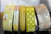 Washi Tapes & Others 2 / Japanese traditional design. / by Gaijin Crafter