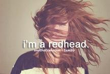 I'm a true Redhead