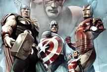 Comics: The Avengers / by David | Master Purveyor of Geek