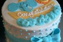 Cake Decorating~Baby showers / by Dena Galley