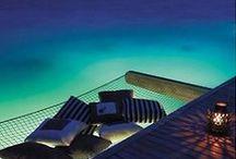 beaches/tropical paradise
