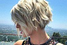 Hair Do's / Short and Medium hair styles / by Kimberly Sutor