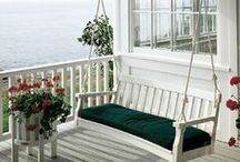 porches & balconies & gazebos