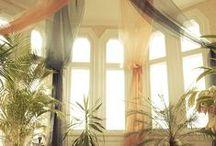 conservatories & window seats & bays