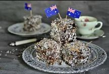 Australia Day  / Australia Day is an Australian public holiday on the 26th January. It celebrates the arrival of the first fleet - of convicts and colonists in 1788