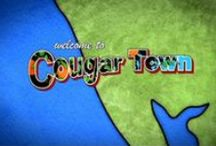 Cougar Town / by Polly Kelly