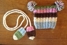 Hand Knit Miscellaneous by Simple 66 Stuff on Etsy / See more hand knit ingenuity in the Simple 66 Stuff Etsy shop! Http://www.etsy.com/shop/Simple66Stuff. WE LOVE CUSTOM ORDERS! / by Simple 66 Gal