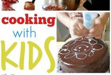 *Cooking with Kids* / by Jessica Durham