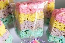 Pastel Spring Baby Shower - Inspired by Easter / Baby shower ideas inspired by Easter's pastel colors. / by Funsational