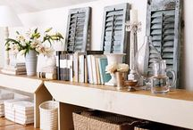Decorating - Accents / by Kimberly Sutor