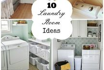 Decorating - Laundry