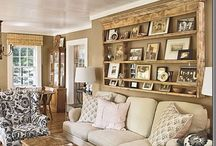 Decorating - Living Room / by Kimberly Sutor