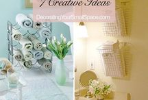 Decorating - Bathroom / by Kimberly Sutor