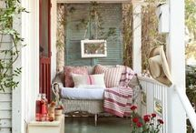 Decorating - Porch & Patio / by Kimberly Sutor