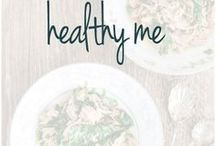 Healthy Me : Food / Smart food choices, recipes and substitutions