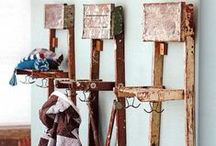 Repurpose - Ladders / by Kimberly Sutor