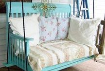 Repurpose - Porch & Patio / by Kimberly Sutor