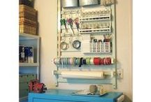 Repurpose - Craft Room / by Kimberly Sutor