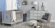 Baby Nursery Ideas / Make Guy Diamond's contemporary baby's room come to life with True Value's EasyCare paint colors, inspired by DreamWorks Trolls: http://bit.ly/2ghS2Az