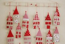 little houses to sew