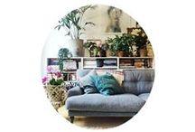 SALONES / LIVING ROOM