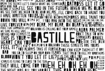 ▲ Bastille △  / The amount I love this band should be illegal.