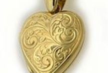 Our Luxury Lockets in 14kt and 18kt Gold