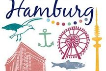 Hamburg, Germany / Hometown and place of business of Happy Touch®