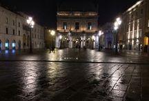 Itinerari artistici a Brescia / Itinerario artistico alla scoperta delle opere di Alessandro Bonvicino detto il Moretto e del Romanino