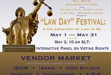 """Law Day"" Festival / ""Law Day"" Festival is a smallish event held at the Justicia Virtual Legal Resource Village that includes some shopping and also a pretty interesting Panel on Voting rights for more info about sim and event please check the pins Location: http://maps.secondlife.com/secondlife/Justitia/127/126/954 / by Elysium Hynes"