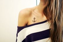 Pretty little tattoo ideas