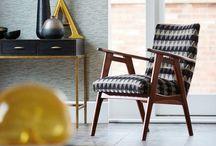 Interior / Scandinavian/Mid century inspired interiors