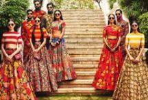 Indian designer clothing / Indian dresses