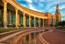 Baylor University / by Necail Hawkins