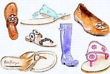 Prep in your step / Add a little prep in your step with our favorite preppy shoes!!