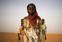 Lynsey Addario / American photojournalist. b 1973. Focuses on conflicts and human rights issues, especially the role of women in traditional society.