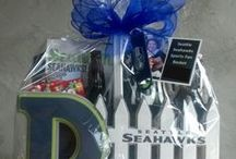 Seahawks Game Day Treats / Inspired gifts and game day treats for your favorite 12