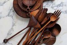Inspiration : ustensiles de cuisine & vaisselle