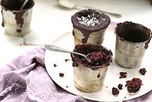 FOOD | SNACKS : MUG CAKES