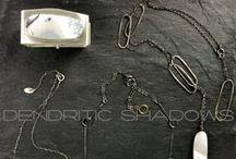 DENDRITIC SHADOWS collection / Kolekcja uwiecznia ulotne momenty, których nie sposób zachować na co dzień.