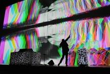 Asombrosas instalaciones / Únicas y espectaculares instalaciones de artistas que han participado en el Festival MOD y de artistas de la escena mundial. / by Festival MOD