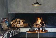 Haard l Fireplace