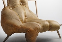 """Furniture / """"How many ways are there to portray a chair?"""" :)"""