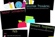 teacher ideas / by Kailyn Audet