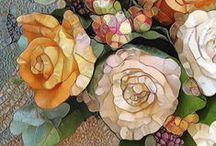 Art Therapy/Multi Media / I will change the cover pin periodically. ;)  I love being an artist!!  This board represents many art forms that I am interested in: mosaics,paper sculpture, needle arts, fabric, and various painting techniques.  I find I cannot focus on just one!! I want to learn them all! / by Joanne Cannale