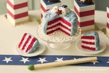 Red, White, and Blue / by Virginia Jessup