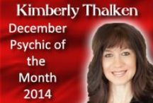 2014 & Back Psychic of the Month Awards / Psychic of the Month Awards on Shay Parker's Best American Psychics