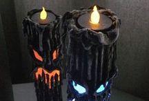 Halloween costumes make ups & decoration / DIY PAP